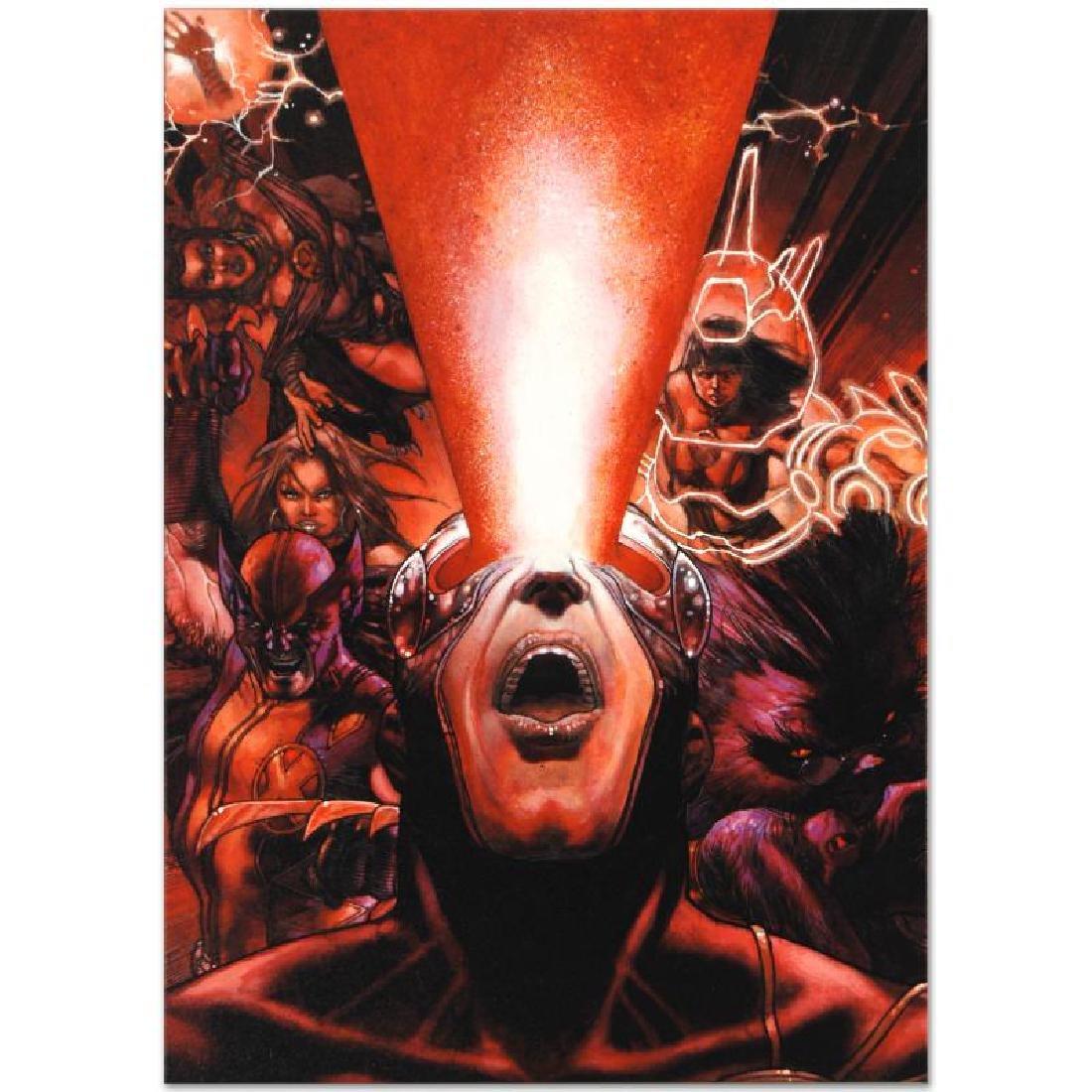 """Astonishing X-Men #30"" Limited Edition Giclee on - 5"