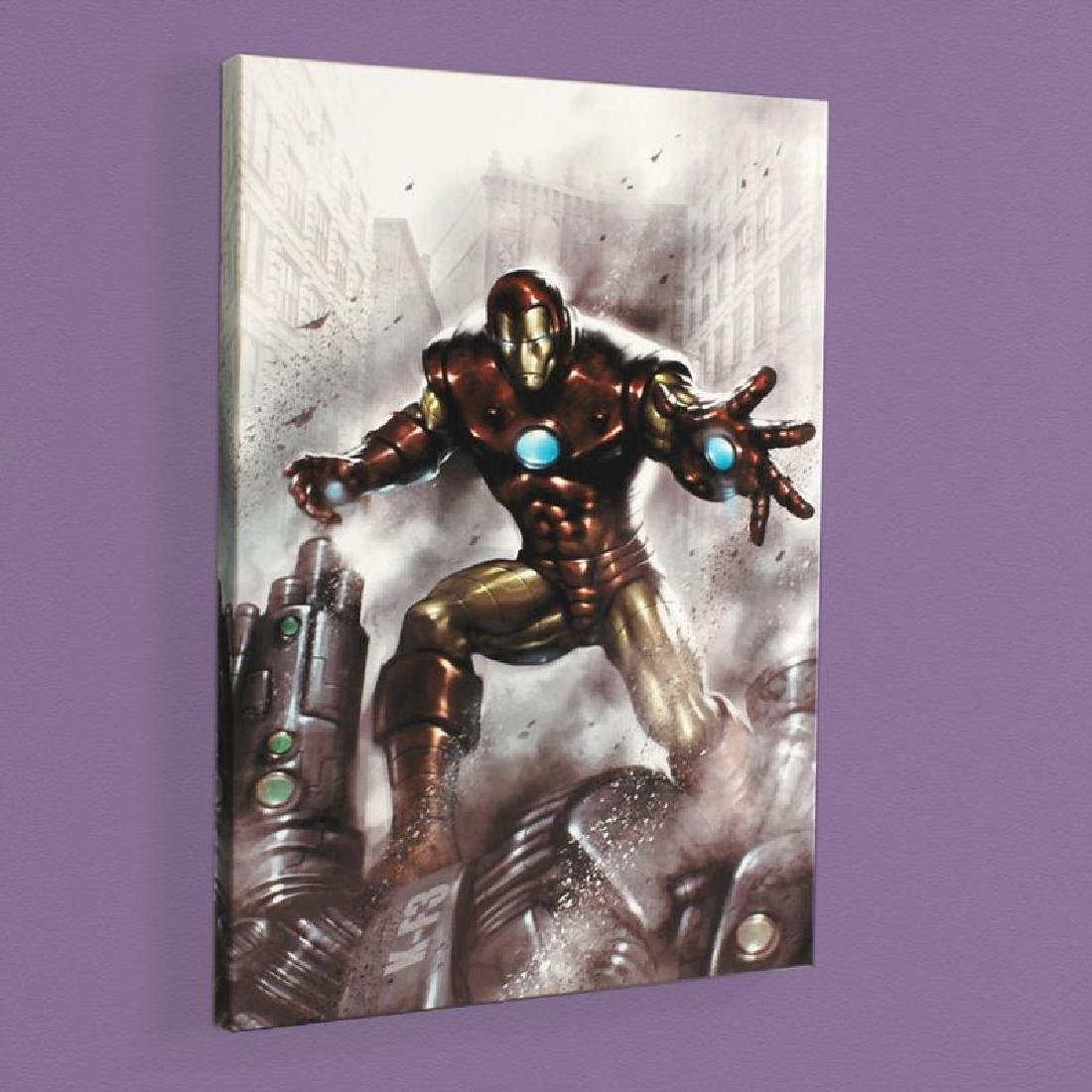 """Indomitable Iron Man #1"" LIMITED EDITION Giclee on"