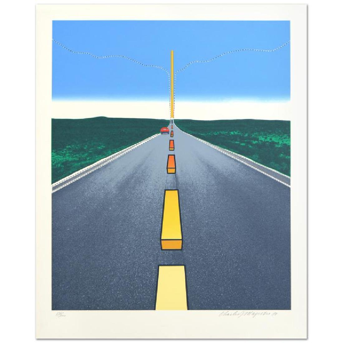 """Great American Landscape"" Limited Edition Lithograph"