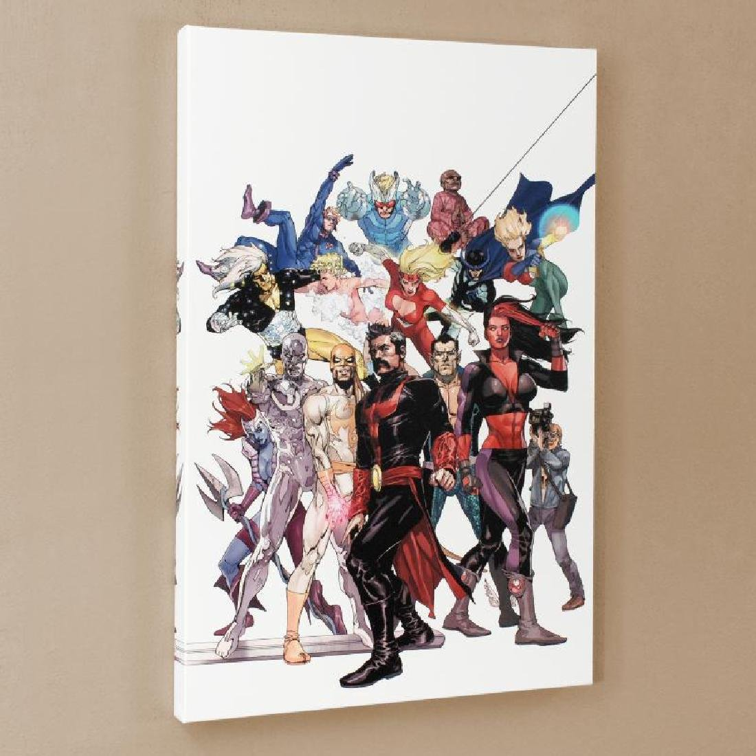 """""""Defenders: Strange Heroes #1"""" Limited Edition Giclee"""