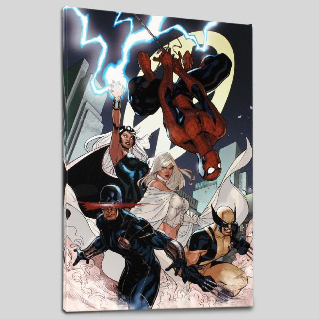 """X-Men #7"" Limited Edition Giclee on Canvas by Chris"