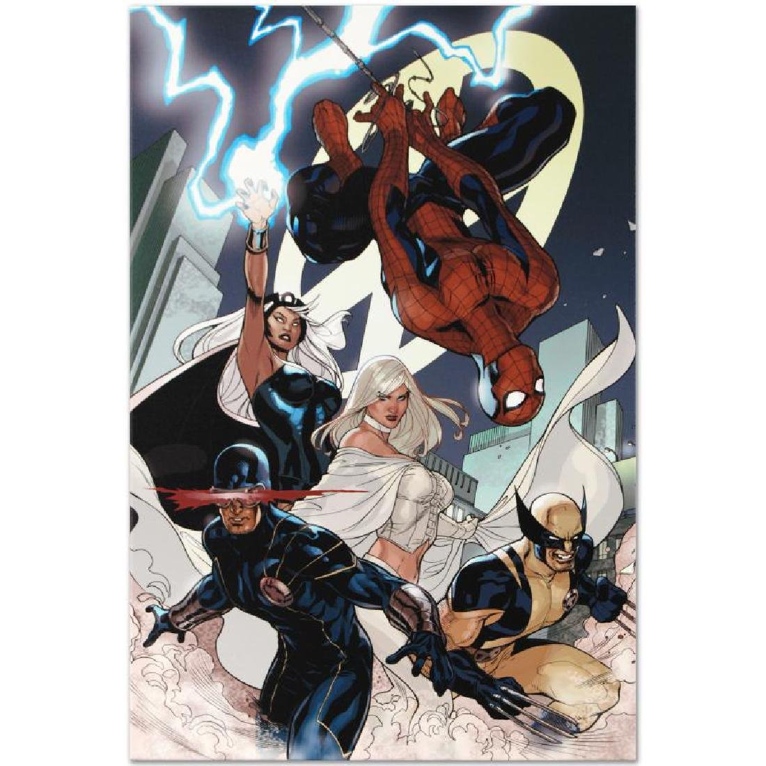 """X-Men #7"" Limited Edition Giclee on Canvas by Chris - 5"