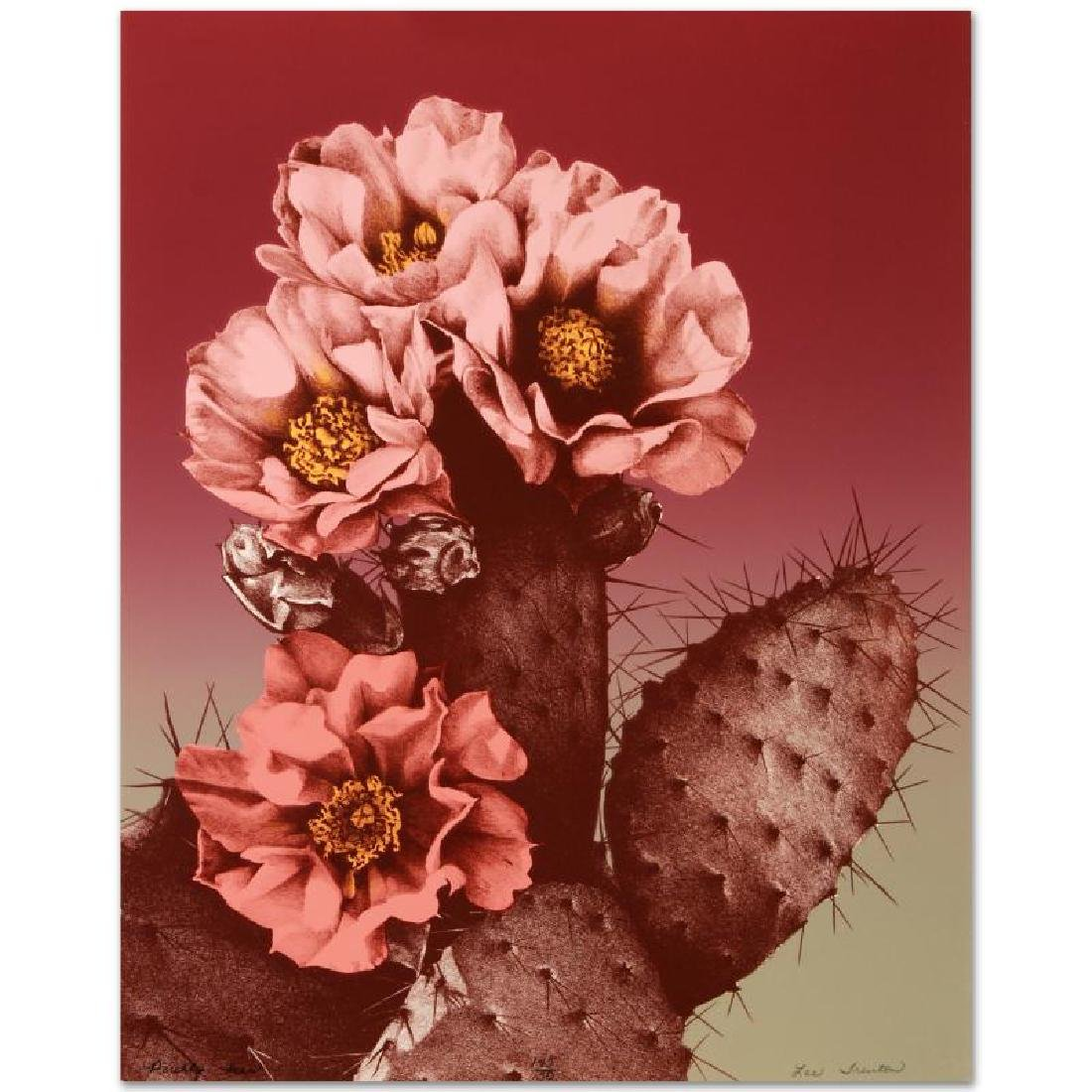 """Prickly Pear"" Limited Edition Lithograph by Lee"