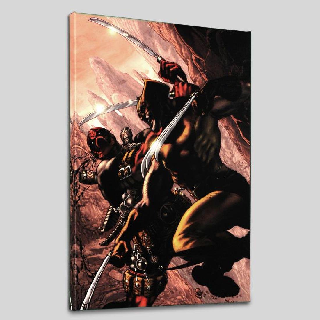 """Wolverine: Origins #21"" Limited Edition Giclee on"