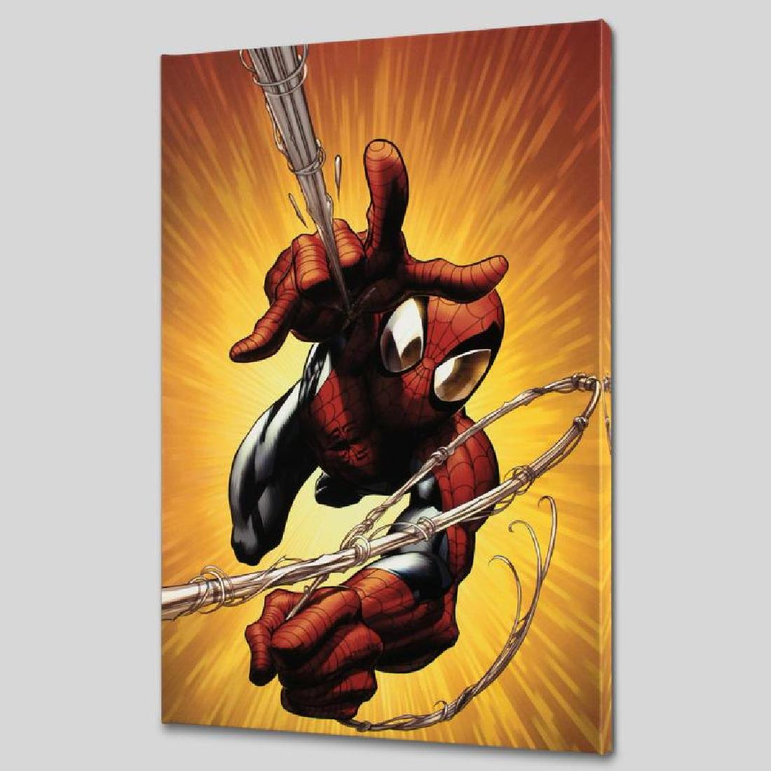 """""""Ultimate Spider-Man #160"""" LIMITED EDITION Giclee on - 4"""