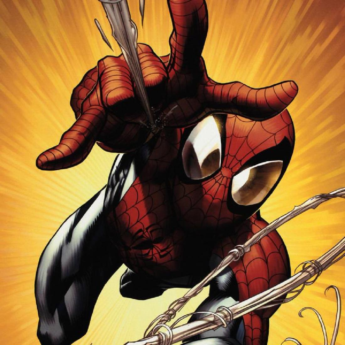 """""""Ultimate Spider-Man #160"""" LIMITED EDITION Giclee on - 5"""