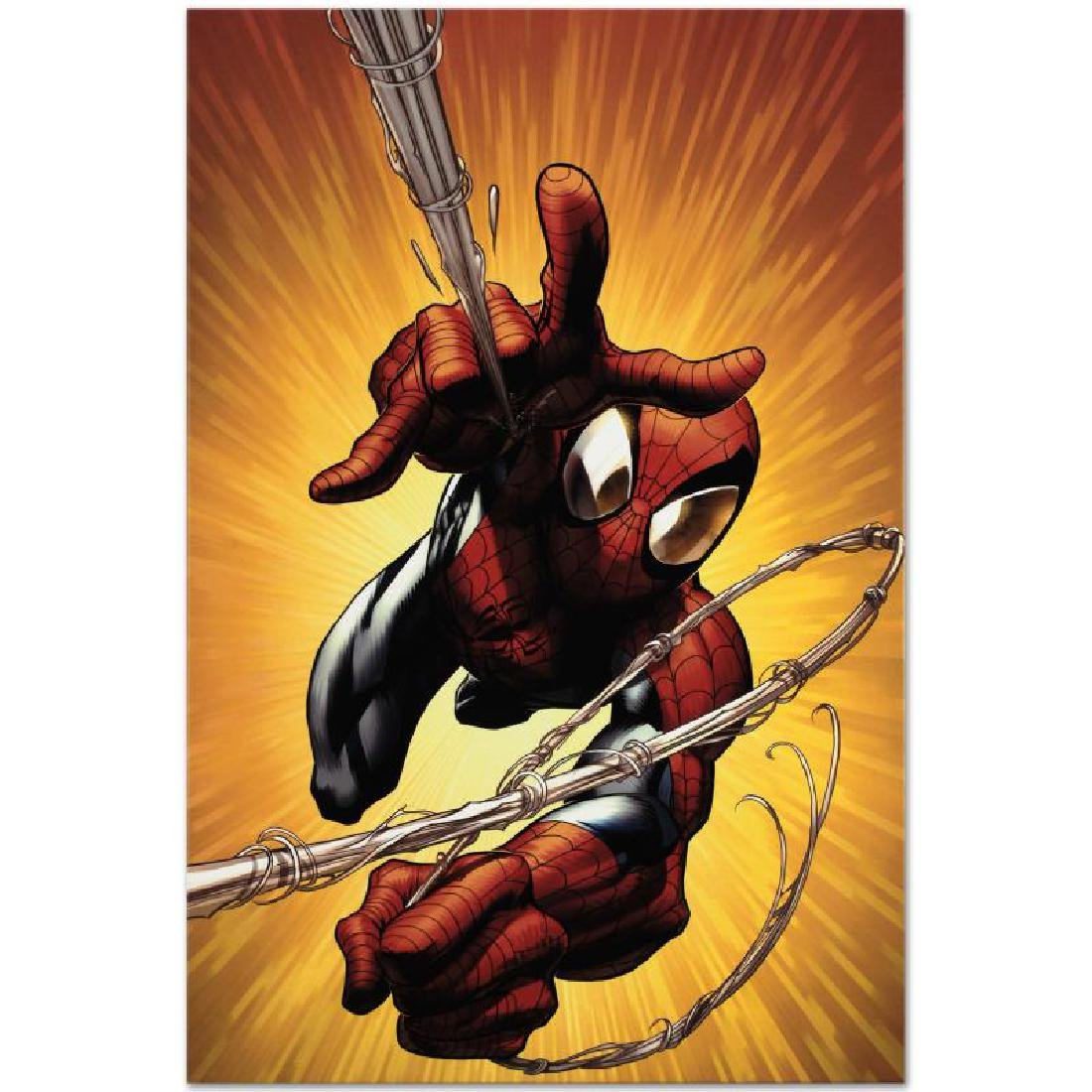 """""""Ultimate Spider-Man #160"""" LIMITED EDITION Giclee on - 6"""
