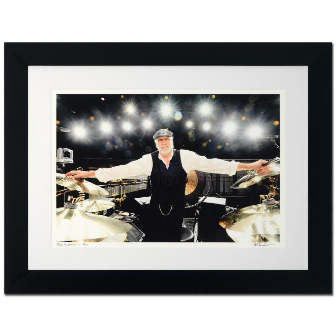 """Mick Fleetwood"" Limited Edition Giclee by Rob Shanahan"