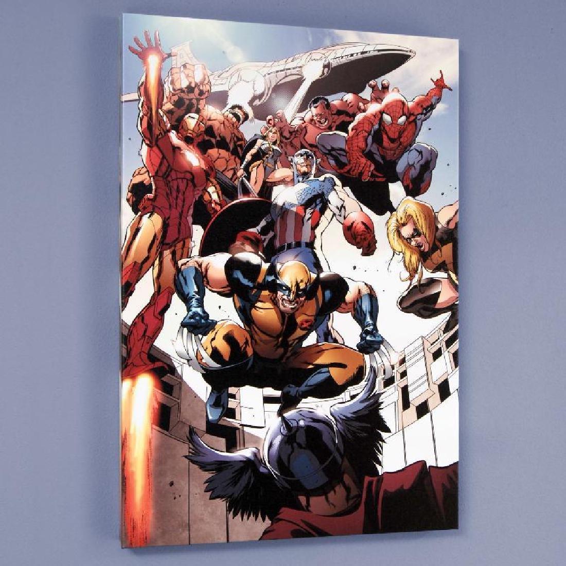 """Annihilators: Earthfall #1"" LIMITED EDITION Giclee on"