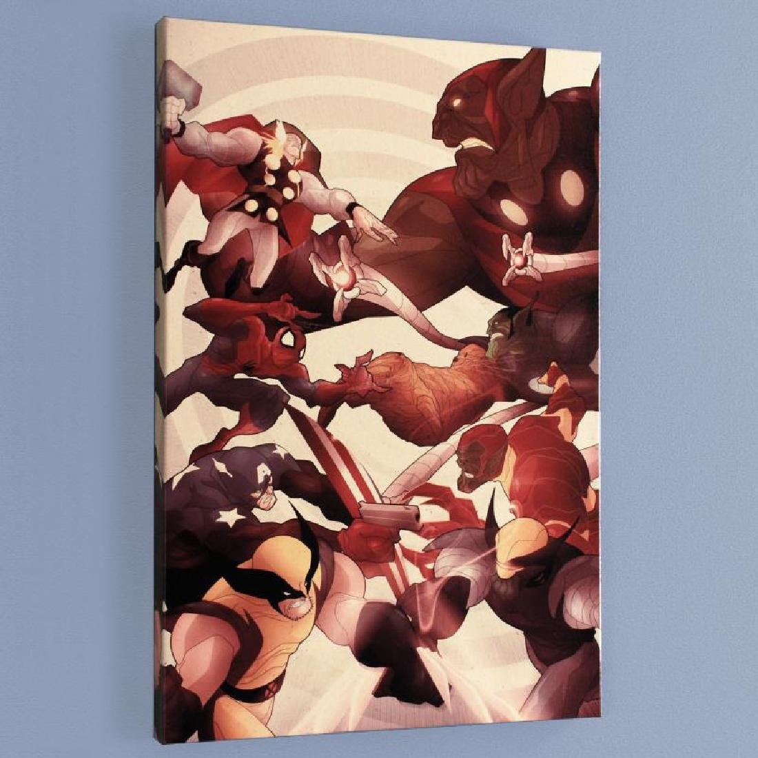 """""""Secret Invasion: Front Line #5"""" Limited Edition Giclee"""