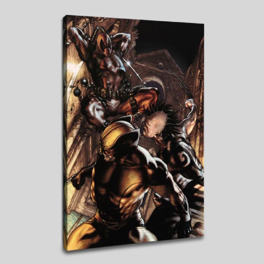"""""""Wolverine: Origins #25"""" Limited Edition Giclee on"""