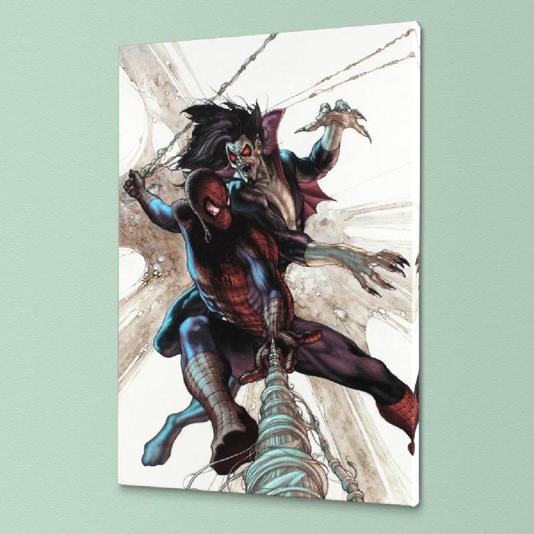 """""""The Amazing Spider-Man #622"""" LIMITED EDITION Giclee on"""