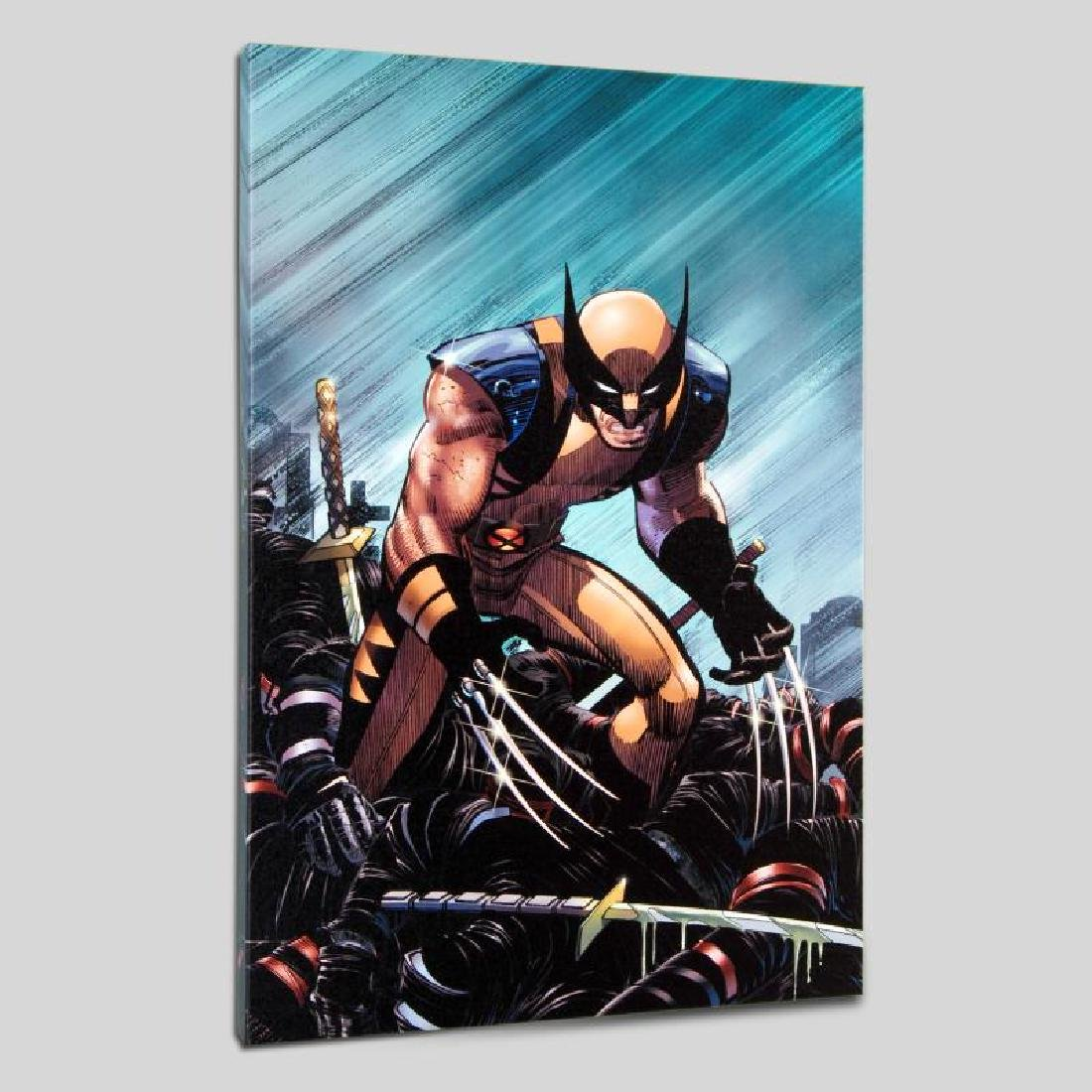 """""""Wolverine: Enemy of the State MGC #20"""" Limited Edition - 4"""