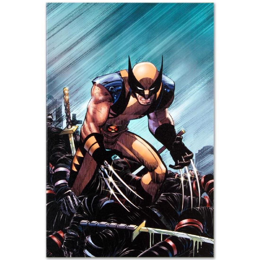 """""""Wolverine: Enemy of the State MGC #20"""" Limited Edition - 5"""