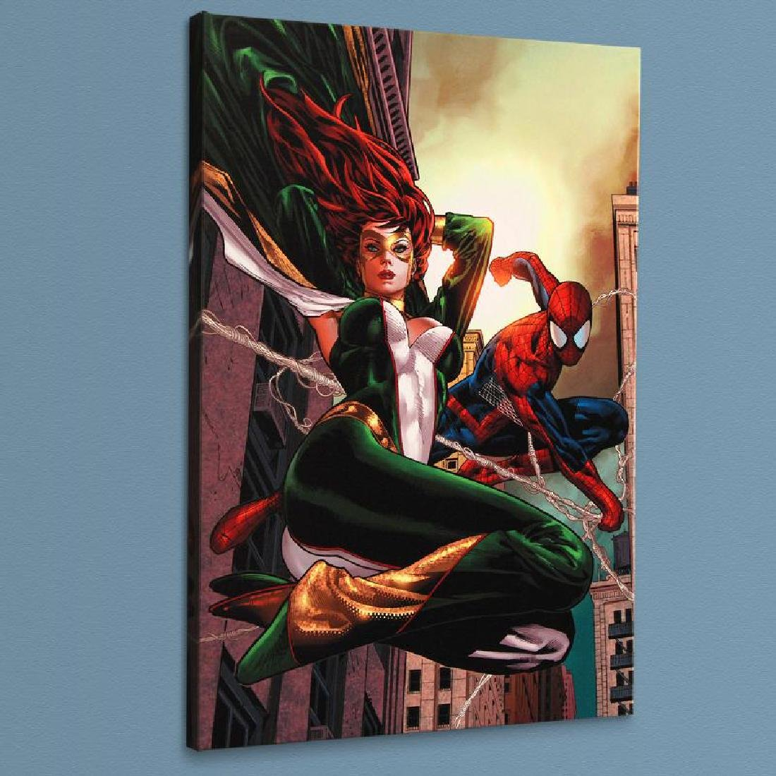 """Amazing Spider-Man Family #6"" LIMITED EDITION Giclee"