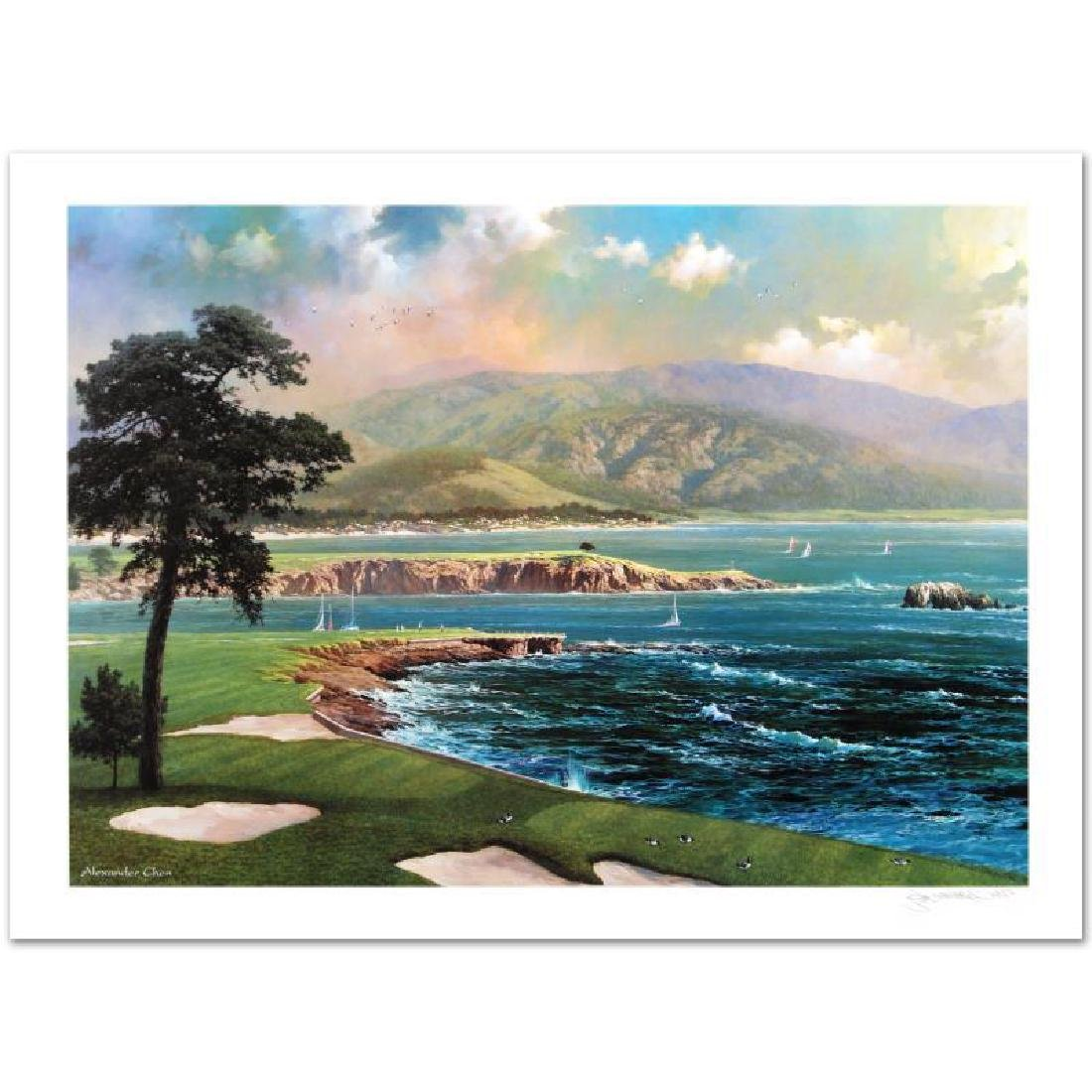 On a Clear Day Limited Edition Lithograph by Alexander