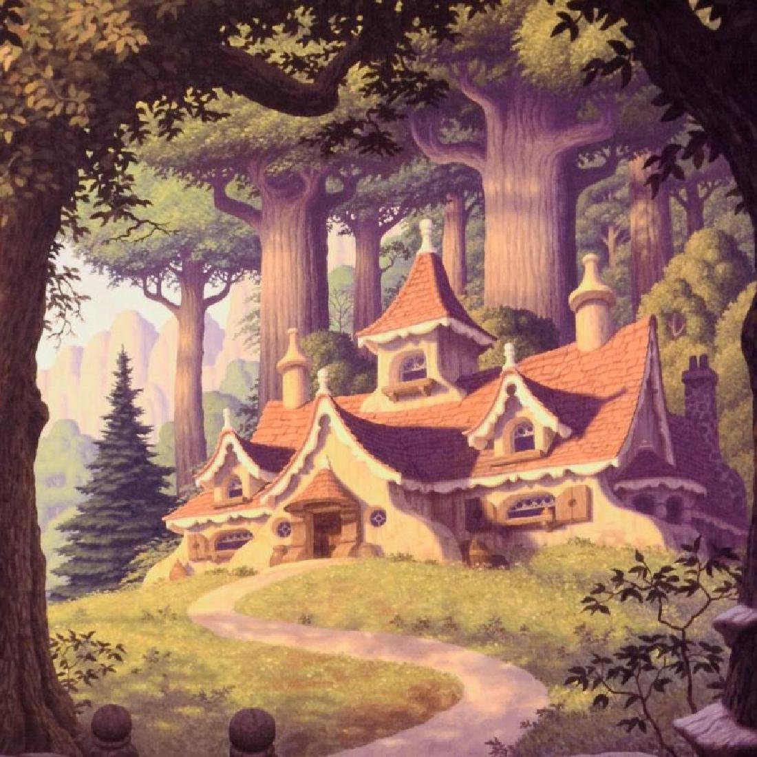 """""""Rivendell"""" Limited Edition Giclee on Canvas by The - 4"""