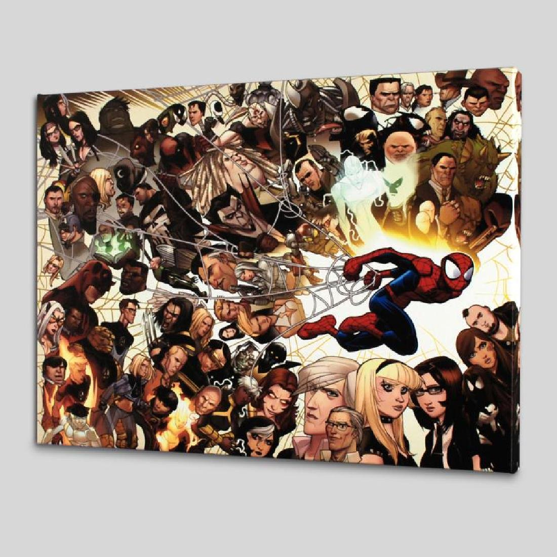 """Ultimate Spider-Man #150"" Limited Edition Giclee on"