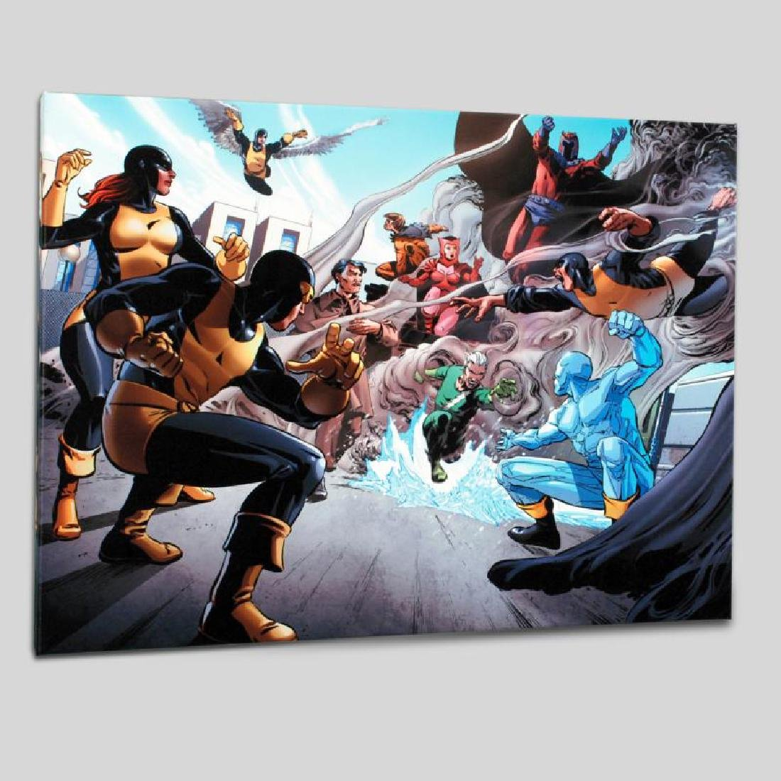 """X-Men Giant-Size #1"" Limited Edition Giclee on Canvas"