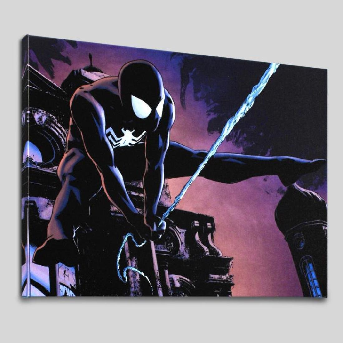 """The Amazing Spider-Man #637"" Limited Edition Giclee on"