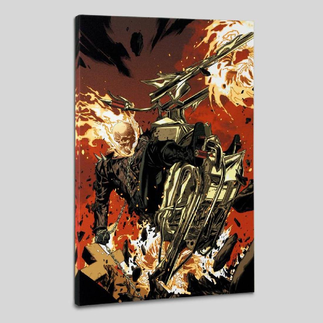 """Ultimate Avengers 2 #4"" LIMITED EDITION Giclee on - 4"