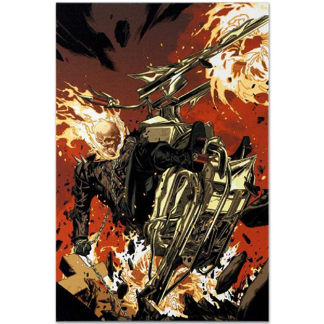 """Ultimate Avengers 2 #4"" LIMITED EDITION Giclee on - 5"