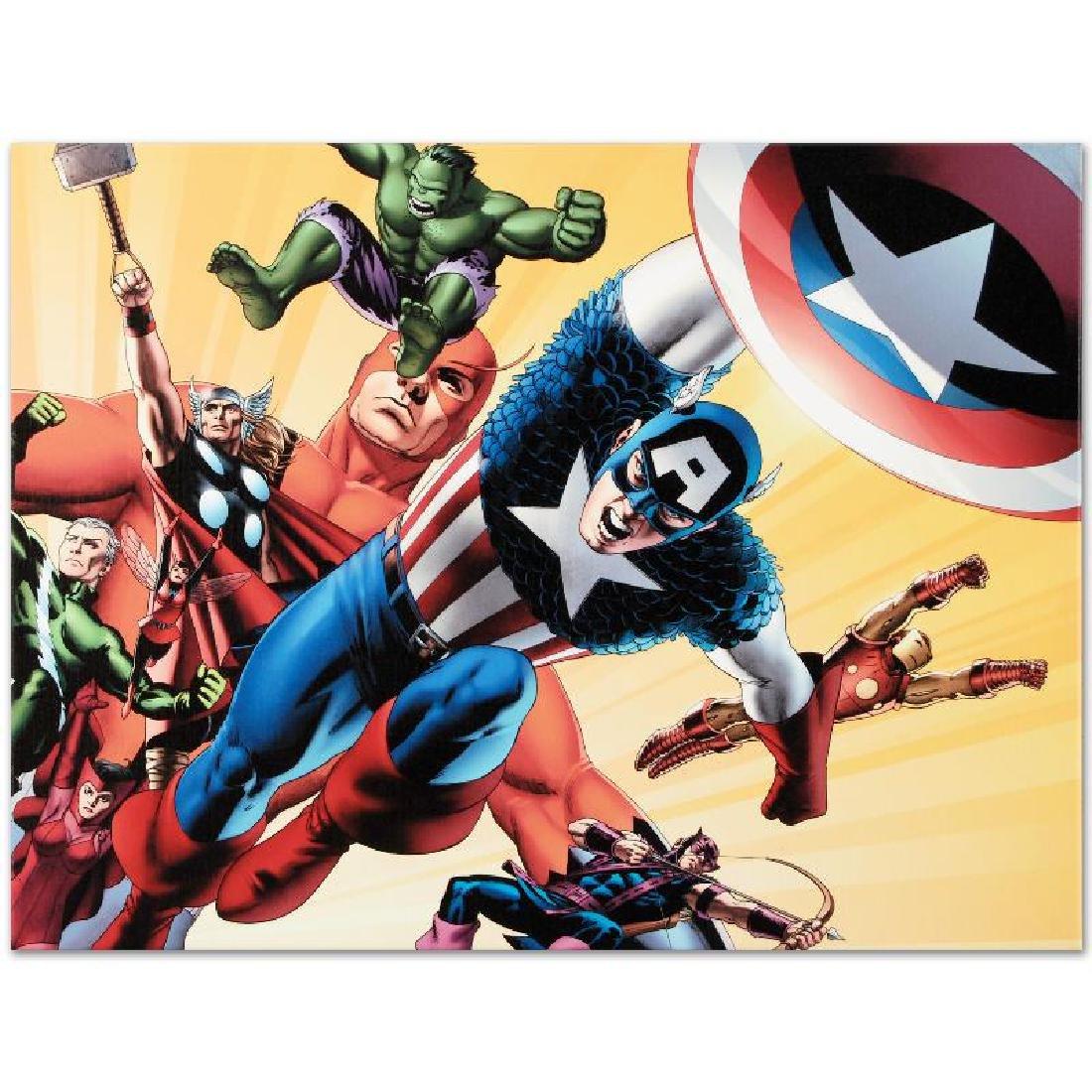 """Fallen Son: Death of Captain America #5"" Limited - 2"