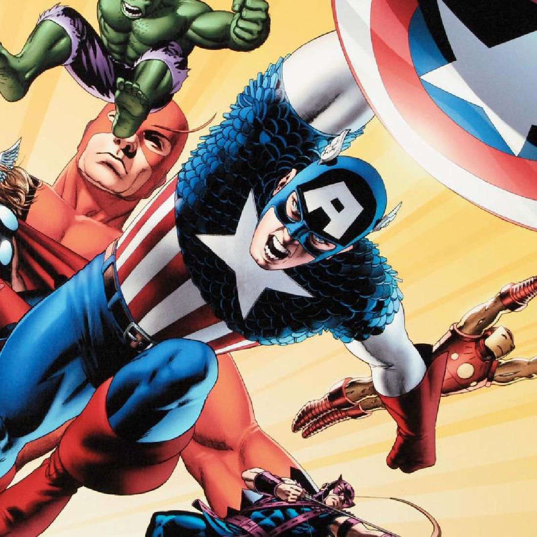 """Fallen Son: Death of Captain America #5"" Limited - 4"