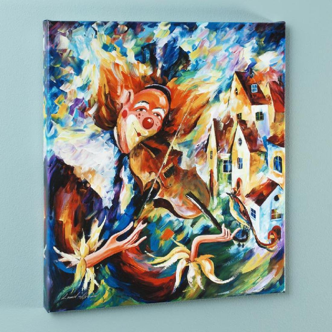 For Fun LIMITED EDITION Giclee on Canvas by Leonid
