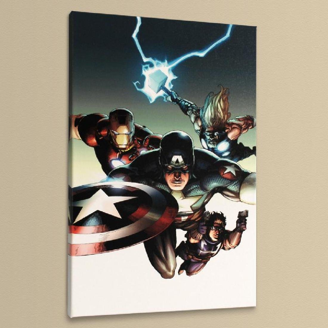 """Ultimate Avengers vs. New Ultimates #2"" Limited"
