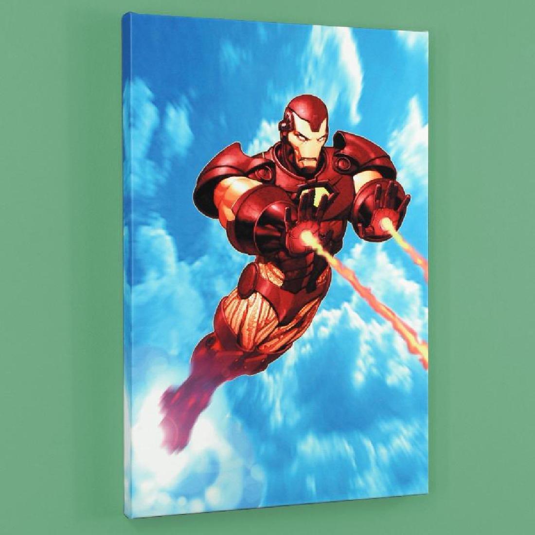 """Iron Man: Iron Protocols #1"" Limited Edition Giclee on"