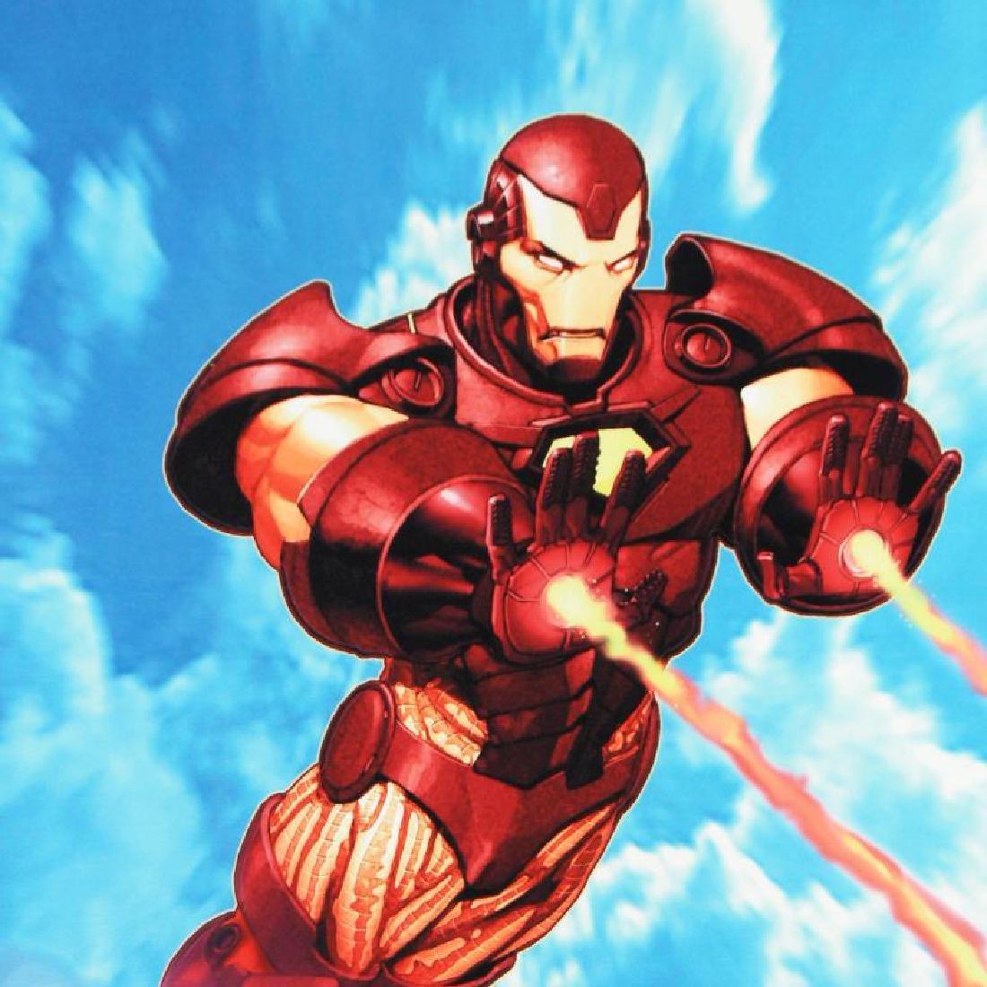 """Iron Man: Iron Protocols #1"" Limited Edition Giclee on - 4"