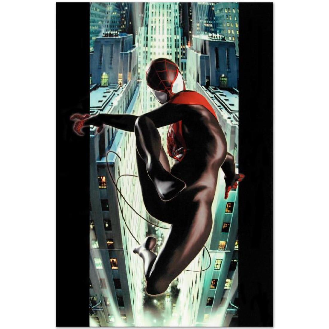 """""""Ultimate Spider-Man #2"""" Limited Edition Giclee on - 2"""