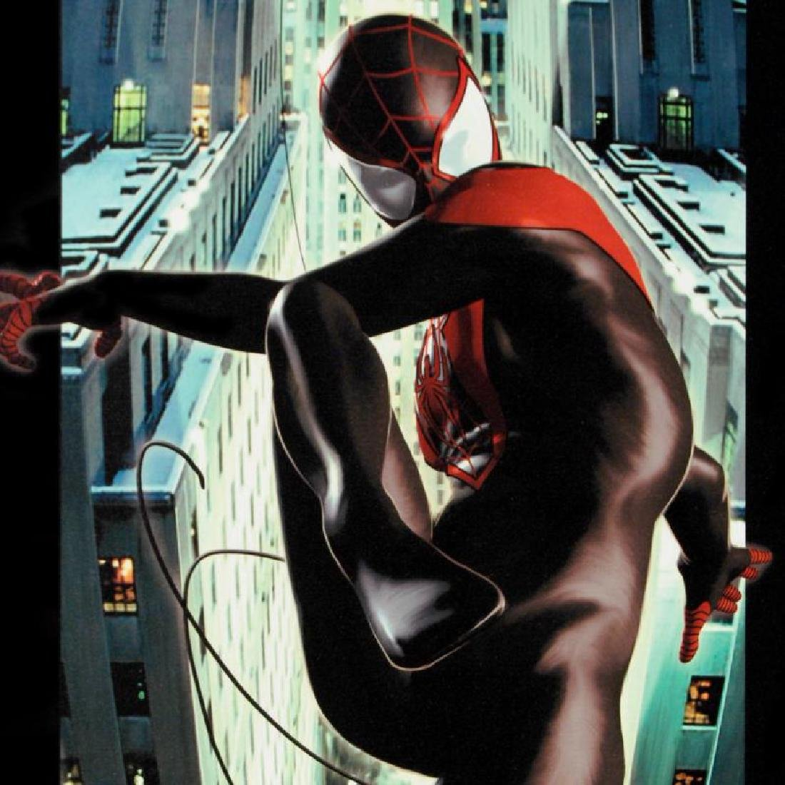 """""""Ultimate Spider-Man #2"""" Limited Edition Giclee on - 5"""