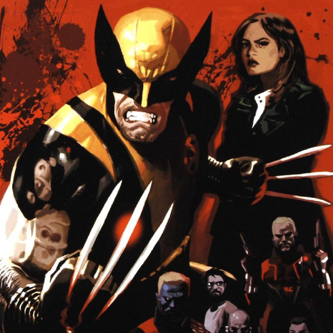 """""""Fear Itself: Wolverine #1"""" Limited Edition Giclee on - 5"""