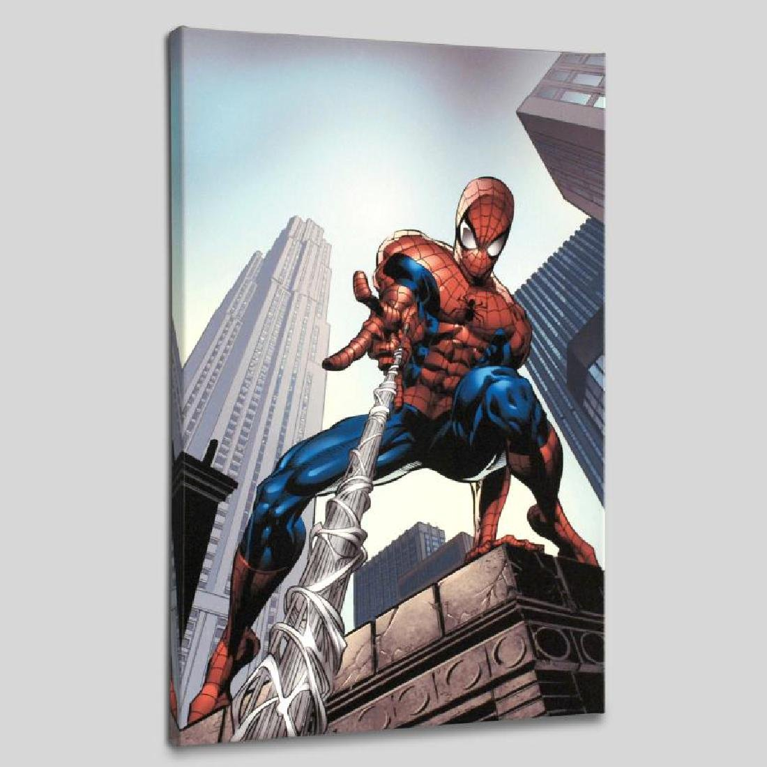 """Amazing Spider-Man #520"" LIMITED EDITION Giclee on"