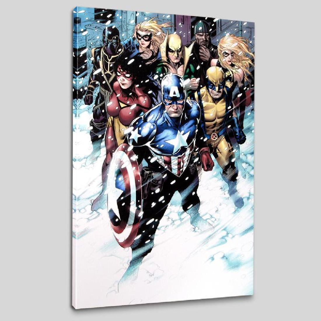 """""""Free Comic Book Day 2009 Avengers #1"""" LIMITED EDITION - 4"""