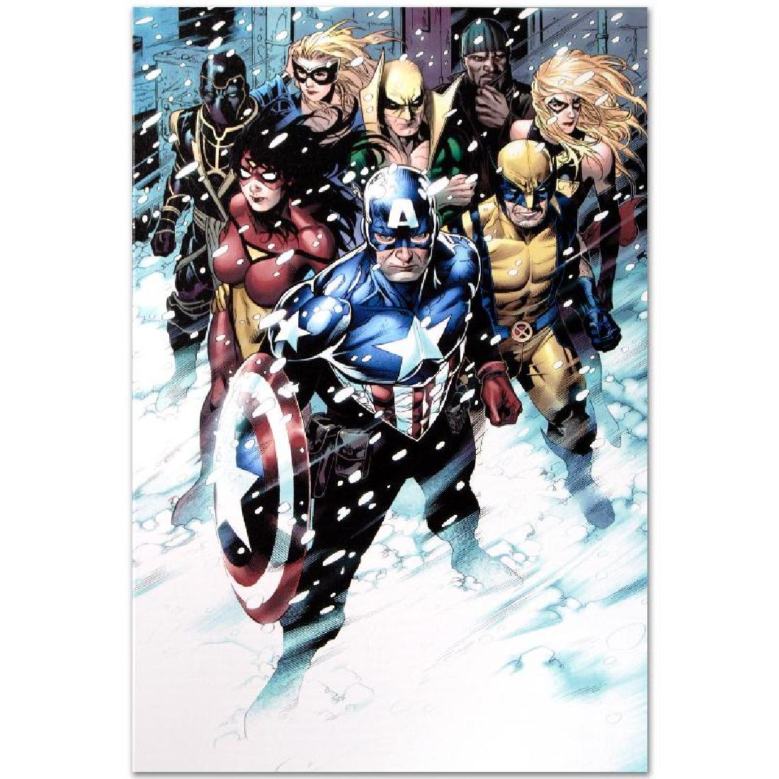 """""""Free Comic Book Day 2009 Avengers #1"""" LIMITED EDITION - 5"""
