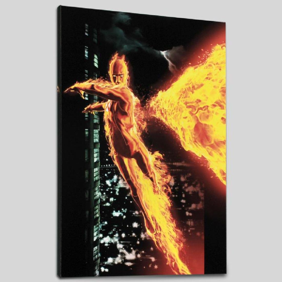 """""""Ultimate X-Men #2"""" Limited Edition Giclee on Canvas by - 4"""