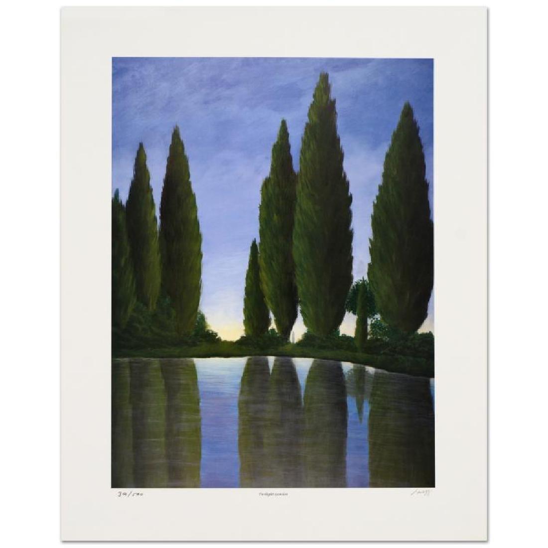 "Steven Lavaggi - ""Twilight Garden"" Limited Edition"