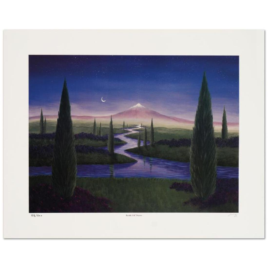 """Steven Lavaggi - """"Beside Still Waters"""" Limited Edition"""