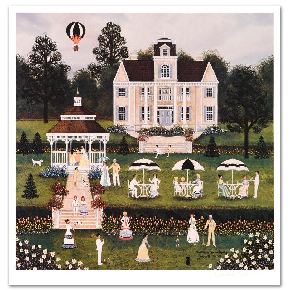 """""""Southern Serendipity"""" Limited Edition Lithograph by"""