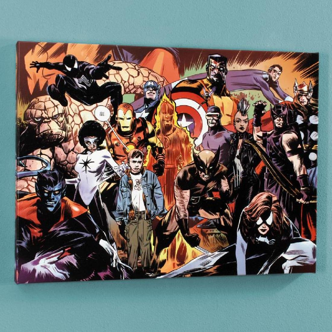 """""""Marvel 1985 #6"""" Limited Edition Giclee on Canvas by"""