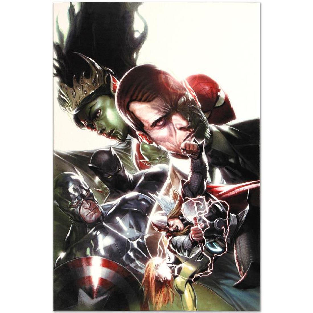 """""""What If? Secret Invasion #1"""" Limited Edition Giclee on - 2"""