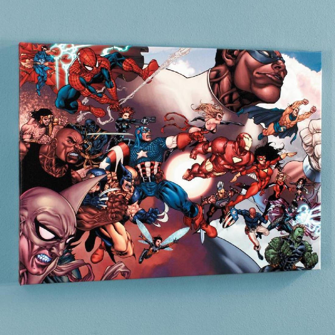 """What If? Civil War #1"" Limited Edition Giclee on - 3"
