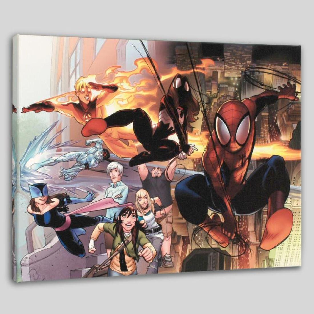 """""""Ultimate Comics: Spider-Man #1"""" Limited Edition Giclee - 4"""