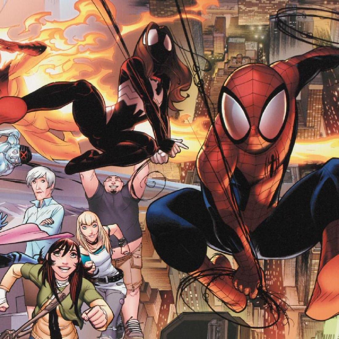 """""""Ultimate Comics: Spider-Man #1"""" Limited Edition Giclee - 5"""