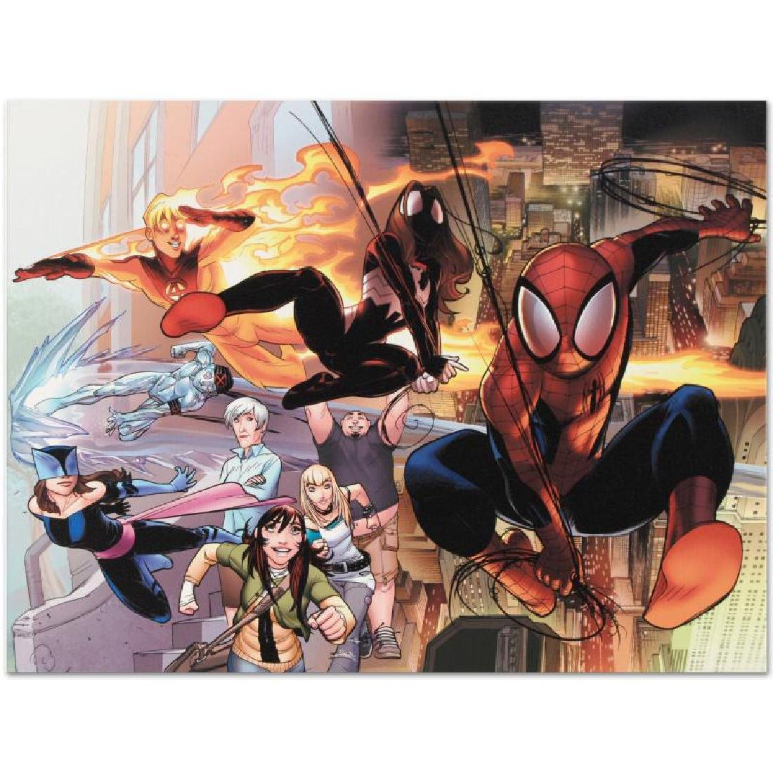 """""""Ultimate Comics: Spider-Man #1"""" Limited Edition Giclee - 6"""