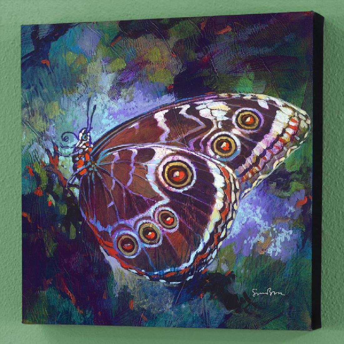 Verdigris Limited Edition Giclee on Canvas by Simon