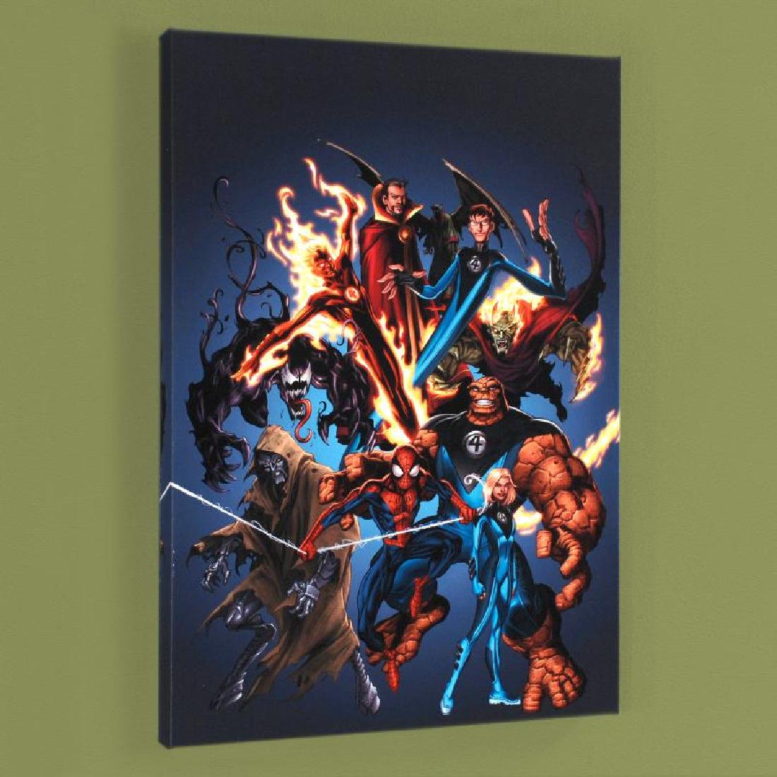 """""""The Official Handbook of the Marvel Universe: Ultimate"""